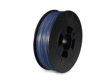 1.75 mm PLA-FILAMENT - METAALBLAUW - GLANZEND - 750 g (PLA175MBL07GL)