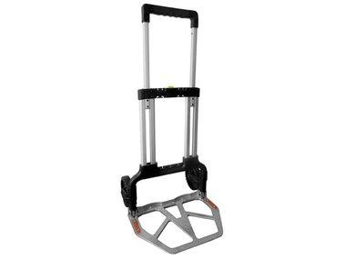 ALUMINIUM STEEKWAGEN - INKLAPBAAR - LAADVERMOGEN 125 kg (OHTPRO3)