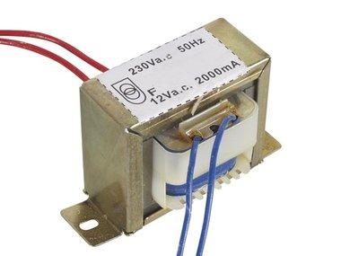 OPEN-CHASSIS TRANSFORMATOR 24VA 1 x 12V 2000mA (112024C)