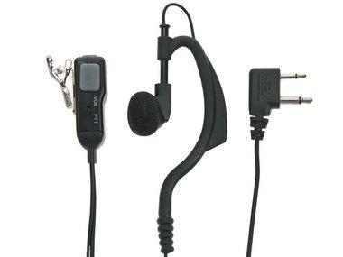 MIDLAND® MA21-L DASSPELDMICROFOON MET PTT-FUNCTIE (ALNA001)