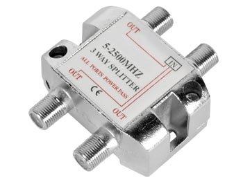 DRIEWEG SPLITTER 5-2500MHz (CV029)