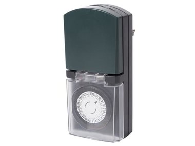 DIGITALE TIMER - GEBRUIK BUITENSHUIS - PENAARDE (E305DO2)