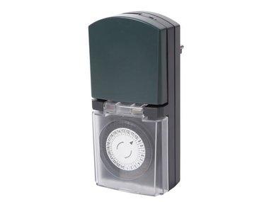 DIGITALE TIMER VOOR GEBRUIK BUITENSHUIS - RANDAARDE (E305DO2-G)