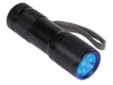 ZAKLAMP - 9 UV-LEDs (EFL41UV)