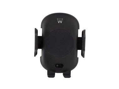 EWENT - AUTOMATISCHE SMARTPHONEHOUDER VOOR IN DE AUTO MET DRAADLOZE SNELLAADFUNCTIE (EM1191)
