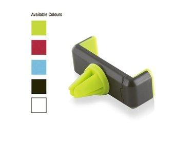 EWENT - UNIVERSELE SMARTPHONEHOUDER VOOR AUTO - 25 st. - 5 KLEUREN (EM1276)