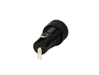 ZEKERINGHOUDER VOOR CHASSISMONTAGE 5 x 20mm (F/CH30)