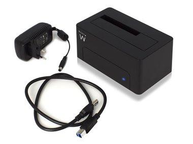 EWENT - USB 3.1 Gen1 (USB 3.0) DOCKING STATION VOOR 2.5 EN 3.5
