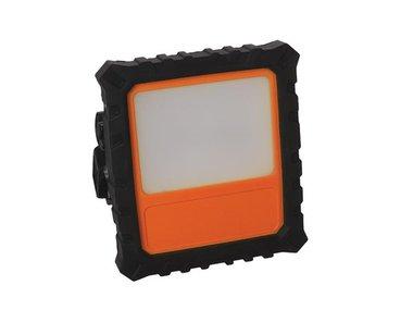 DRAAGBARE HERLAADBARE LED-WERKLAMP - 10 W / 700 lm - MET DIMFUNCTIE (EWL431NW-R)