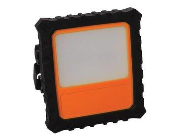 DRAAGBARE HERLAADBARE LED-WERKLAMP - 20 W / 1400 lm - MET DIMFUNCTIE (EWL432NW-R)