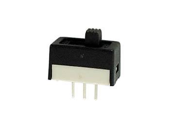 MINIATUUR SCHUIFSCHAKELAAR VOOR PCB 1P ON-ON 0.2 (H251B)