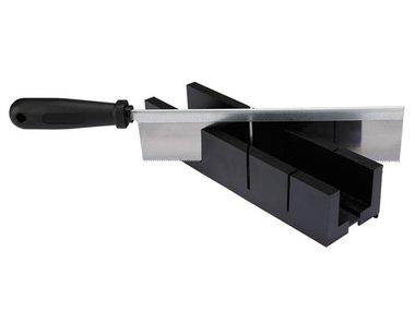 VERSTEKBAK - MET ZAAG - 245 x 40 x 35 mm (HEB250065)