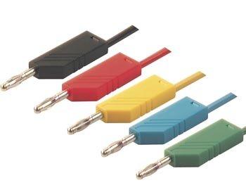 MEETSNOER 4mm 100cm / GROEN (MLN-SIL 100/1) (HM4040100)
