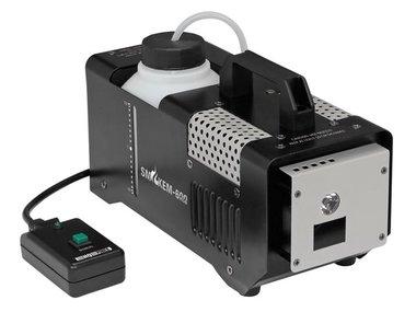 ROOKMACHINE - 600 W - RGB - AFSTANDSBEDIENING MET KABEL (HQSM10002)