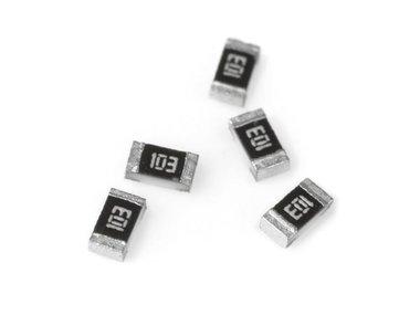 SET SMD E-12 WEERSTANDEN - 1700 st. - 1,0R tot 10M - 0603 (K/RES0603)