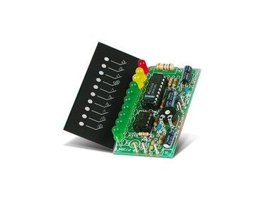10-LED MONO VU-METER (K4304)