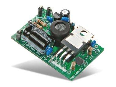 1W/3W VERMOGEN-LED DRIVER (K8071)