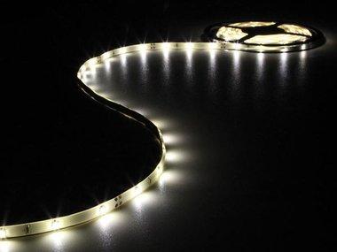 FLEXIBELE LEDSTRIP - WARMWIT - 150 LEDs - 5 m - 12 V (LB12M110WWN)