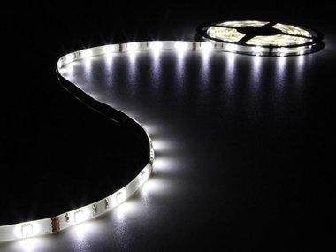 FLEXIBELE LEDSTRIP - KOUDWIT - 150 LEDs - 5 m - 12 V (LB12M210CWN)
