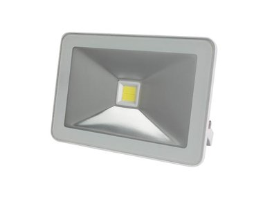 DESIGN LED-SCHIJNWERPER - 30 W, NEUTRAALWIT - WIT (LEDA5003NW-W)