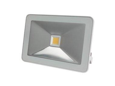 DESIGN LED-SCHIJNWERPER - 30 W, WARMWIT - WIT (LEDA5003WW-W)