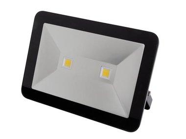 DESIGN LED-SCHIJNWERPER - 100 W, NEUTRAALWIT - ZWART (LEDA5010NW-B)