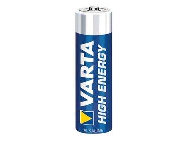 HIGH-ENERGY ALKALINE AA / LR6 1.5V-2600mAh 4906.801.354 (4 st./krimp) (LR6)