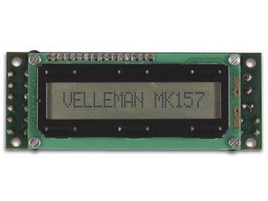 MINI LCD VOOR SCROLLENDE BERICHTEN (MK157)