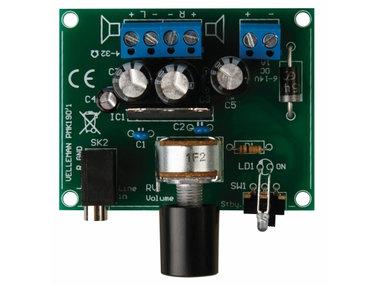 2X5W VERSTERKER VOOR MP3-SPELER (MK190)