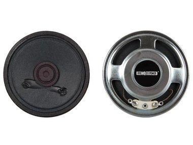 MINI LUIDSPREKER - 2W / 8 ohm - Ø 101mm (MLS5)