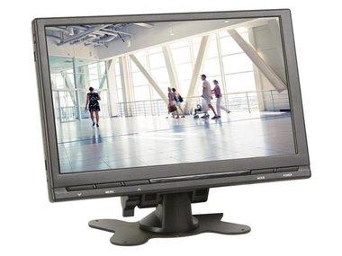 9 DIGITALE TFT-LCD MONITOR MET AFSTANDSBEDIENING - 16:9 / 4:3 (MON9T1)