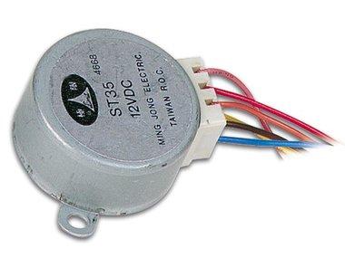 STAPPENMOTOR 12VDC 60mA (HOEK 7.5° / 85 STAPPEN) (MOTS2)