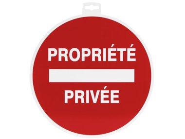 TALIAPLAST - BORD - PROPRIÉTÉ PRIVÉE (NV622220)
