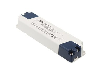 LED-DRIVER MET CONSTANTE STROOM - 1 UITGANG - 700 mA - 25 W (PLM-25E-700)