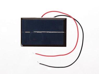 KLEINE ZONNECEL (0.5 V / 800 mA) (SOL2N)