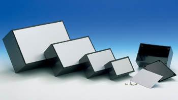 OPTATIVE ENCLOSURE - BLACK - 85 x 56 x 36.4 mm (TK151/P)