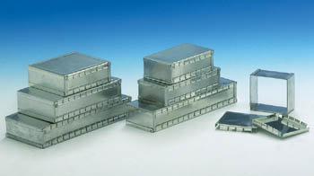 DUBBELE RFI BEHUIZING - 122 x 68 x 27mm (TK293)