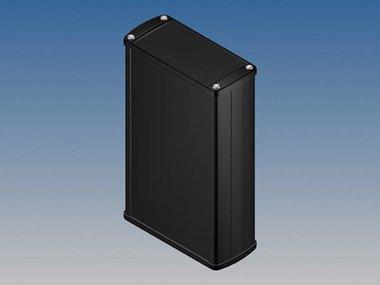 ALUMINIUM BEHUIZING - ZWART - 175 x 105.9 x 45.8 mm (TK33.9)