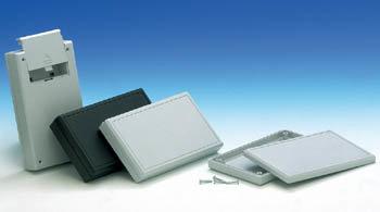 PLATTE TENCLOS BEHUIZING - ZWART 145 x 85 x 27mm (TK660FB)