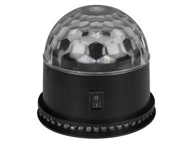 DISCOBAL MET LED-VERLICHTING (VDLLUFCB)