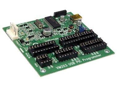 USB PIC® PROGRAMMER (VM203)