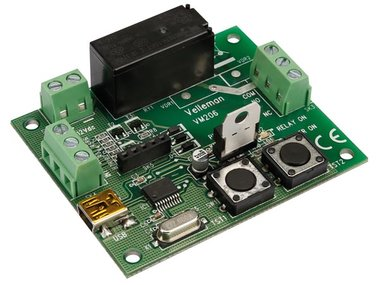 UNIVERSELE TIMERMODULE MET USB-INTERFACE (VM206)