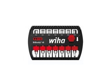 Wiha Bitset BitBuddy® TY-bit 49 mm Pozidriv 7-delig 1/4