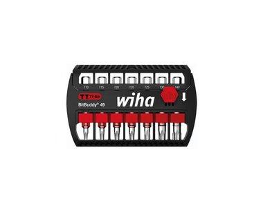 Wiha Bitset BitBuddy® TY-bit 49 mm TORX® 7-delig 1/4