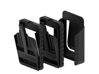 WIHA - SLIMBIT BOX empty - 2pcs with belt clip (WH43164)