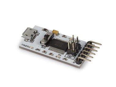 FT232 USB NAAR TTL-ADAPTER 3.3/5 V (WPI440)