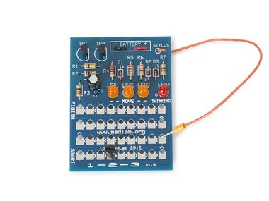 MADLAB ELECTRONIC KIT - 1-2-3 (WSG102)