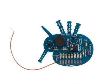 MADLAB ELECTRONIC KIT - DOEDELZAK (WSG104)