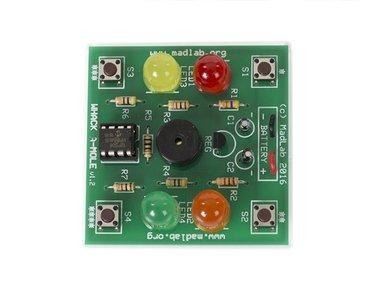 MADLAB ELECTRONIC KIT - MOLLEN MEPPEN (WSG111)