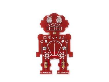MADLAB ELECTRONIC KIT - M. ROBOT (WSL108)